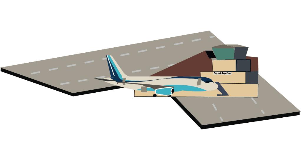 Nachnutzung des Regierungsflughafens Tegel Nord | WS 2018/19